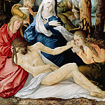 Hans Baldung – The Lamentation of Christ, Part 2