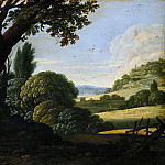 Jacob Symonsz Pynas – Landscape with penitent Magdalene, Part 2