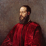 Part 2 - Jacobo Bassano (c. 1515-1592) - Portrait of a Venetian Procurator