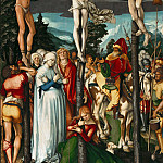 Hans Baldung – The Crucifixion, Part 2