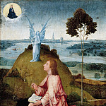Part 2 - Hieronymus Bosch (c.1450-1516) - John on Patmos