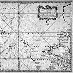 Antique world maps HQ - Jacques-Nicolas Bellin - Reduced cart of the northern ocean, 1766
