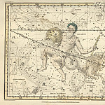 Antique world maps HQ - Capricornus, Aquarius, Le Ballon Aerostatique, Piscis Australis, Microscopium