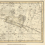 Antique world maps HQ - Aries, Musca Borealis