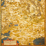 Antique world maps HQ - Map of Russia