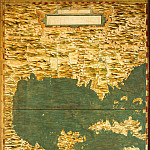 Antique world maps HQ - Map of Central America and Cuba