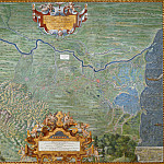 Antique world maps HQ - Map of the Duchy of Ferrara