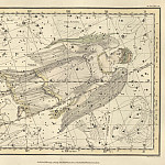 Virgo, Antique world maps HQ
