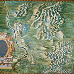 Fra Angelico - Map of Avignon and the Comtat Venaissin