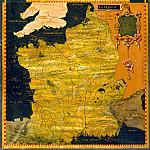 Map of France, Antique world maps HQ