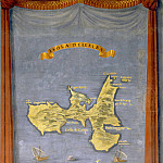 Antique world maps HQ - Map of Elba island, 1589