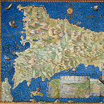 Antique world maps HQ - Sicily