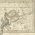 Libra, Scorpio, Antique world maps HQ