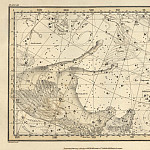 Pegasus, Equuleus, Antique world maps HQ