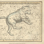 Ursa Major, Antique world maps HQ