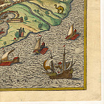 Georg Braun and Frans Hogenberg – Alexandria, 1575, Antique world maps HQ