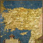 Asia Minor, Antique world maps HQ