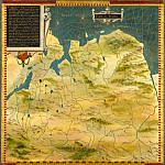 Antique world maps HQ - A part of Scythia