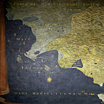 Map of the State of Siena, Antique world maps HQ