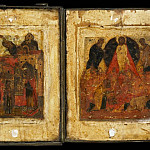 Триптих, Orthodox Icons