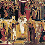 Protection of the Virgin, Orthodox Icons