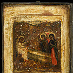 Триптих 1. Мироносицы у гроба, Orthodox Icons