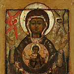 Orthodox Icons - Икона Божией Матери Знамение