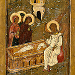 Orthodox Icons - Святые жены мироносицы