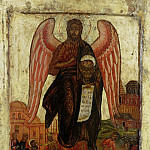 Orthodox Icons - Святой Иоанн Предтеча Ангел пустыни