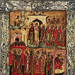 Orthodox Icons - Икона Божией Матери Покров