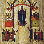 Protection of the Holy Virgin, Orthodox Icons