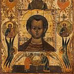 Orthodox Icons - Христос Еммануил
