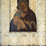 Andrei Rublev -- Владимирская икона Божией Матери, Orthodox Icons