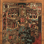 Orthodox Icons - Страшный суд