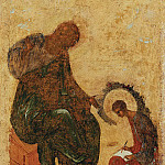Andrei Rublev -- Царские врата иконостаса, Orthodox Icons