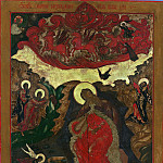 Orthodox Icons - Огненное восхождение пророка Илии