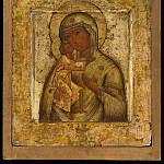 Orthodox Icons - Икона Божией Матери Феодоровская
