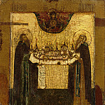 Orthodox Icons - Святые Савватий и Зосима Соловецкие