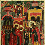 Введение во зрам Пресвятой богородицы, Orthodox Icons
