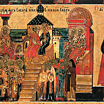 Первый вселенский собор в Никее, Orthodox Icons