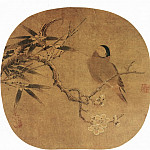 Chinese artists of the Middle Ages - Lin Chun [林椿 - 梅竹寒禽图]
