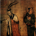 Chinese artists of the Middle Ages - Zhao Guangfu [赵光辅 - 番王礼佛图]