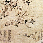 Chinese artists of the Middle Ages - Tan Zhi Yi [谈志伊 - 花鸟图]
