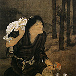 Chinese artists of the Middle Ages - Yan Hui [颜辉 - 蛤蟆仙人像]