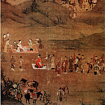 Chinese artists of the Middle Ages - Chen Juzhong [陈居中 - 文姬归汉图]