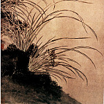 Chinese artists of the Middle Ages - Wang Shishen [汪士慎 - 兰竹图]