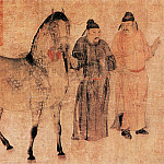 Chinese artists of the Middle Ages - Ren Renfa [任仁发 - 神骏图(部分)]