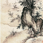 Chinese artists of the Middle Ages - Wen Jing [周文靖 - 古木寒鸦图]