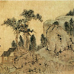 Chinese artists of the Middle Ages - Cheng Zhengkui [程正揆 - 山水图(之]