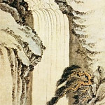 Chinese artists of the Middle Ages - Mei Qing [梅清 - 黄山图(之—、二)]